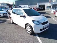2015 SKODA CITIGO 1.0 SE 12V 5d 59 BHP, Low insurance group! £5495.00