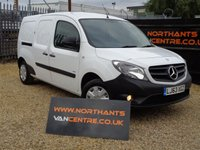 2013 MERCEDES-BENZ CITAN 1.5 109 CDI BLUEEFFICIENCY 6d 90 BHP EXTRA LONG £6490.00