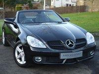 2008 MERCEDES-BENZ SLK 1.8 SLK200 KOMPRESSOR 2d AUTO 184 BHP £7995.00