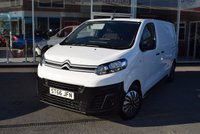 2016 CITROEN DISPATCH 1.6 M 1000 X BLUEHDI 1d 94 BHP £9890.00