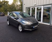 USED 2017 17 FORD FIESTA 1.0 ZETEC ECOBOOST (100PS) THIS VEHICLE IS AT SITE 2 - TO VIEW CALL US ON 01903 323333