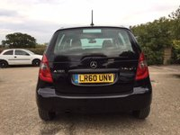 USED 2010 60 MERCEDES-BENZ A CLASS 1.5 A160 BLUEEFFICIENCY CLASSIC SE 5d 95 BHP
