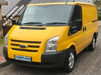 2012 FORD TRANSIT 2.2 FWD 300 SWB LOW ROOF 125 BHP 6 SPEED