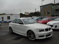 2013 BMW 1 SERIES 2.0 123D SPORT PLUS EDITION 2d 202 BHP £12995.00