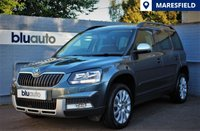 USED 2015 65 SKODA YETI OUTDOOR SE 1.2 TSI DSG 5d AUTO  Rear Parking Sensors, Climate & Cruise Control, Bluetooth Phone & Audio, USB and Auxillary, Touch Screen Multimedia System