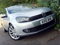 2010 VOLKSWAGEN GOLF 2.0 GT TDI 5d 138 BHP £6699.00