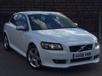 2008 VOLVO C30 1.6 R-DESIGN SPORT 3d 100 BHP £4795.00