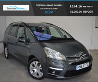 USED 2013 63 CITROEN C4 GRAND PICASSO 2.0 PLATINUM HDI 5d 148 BHP