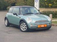 2003 MINI HATCH COOPER 1.6 COOPER 3d AUTO 114 BHP £3750.00