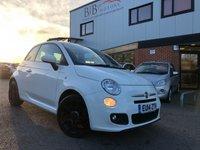 2014 FIAT 500 1.2 S 3d 69 BHP £5295.00