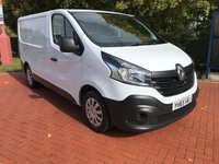USED 2015 65 RENAULT TRAFIC 1.6 SL27 BUSINESS ENERGY DCI S/R P/V 1d 120 BHP