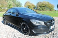 USED 2014 14 MERCEDES-BENZ CLA 2.1 CLA220 CDI AMG SPORT 4d AUTO 170 BHP