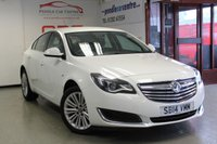 USED 2014 14 VAUXHALL INSIGNIA 2.0 ENERGY CDTI 5d 128 BHP