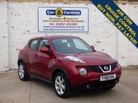 USED 2010 60 NISSAN JUKE 1.6 ACENTA 5d 117 BHP Service History Bluetooth A/C Buy Now, Pay in 2 Months!