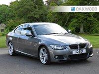 2010 BMW 3 SERIES 3.0 330D M SPORT 2d AUTO 242 BHP £8995.00