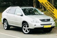 2005 LEXUS RX 3.3 400H SE CVT 5d AUTO 208 BHP £6500.00