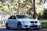 2012 BMW 3 SERIES 2.0 320i SPORT PLUS EDITION 2d AUTO 170 BHP £13950.00