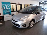 USED 2012 12 CITROEN C4 PICASSO 2.0 PLATINUM EGS HDI 5d AUTO 148 BHP Three owners, full service history- 6 stamps, June 2019 Mot. Fitted with the larger 1997cc engine.