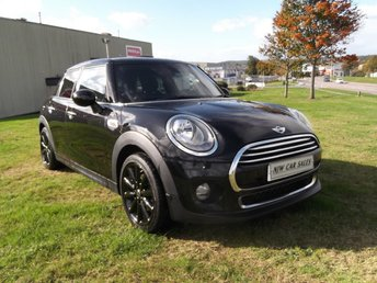 2018 MINI HATCH 1.5 Cooper (s/s) 5dr £9995.00