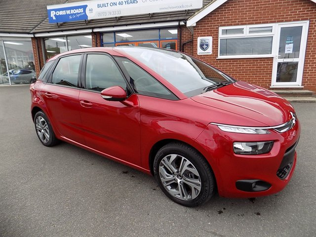USED 2015 65 CITROEN C4 PICASSO 1.6 BLUEHDi SELECTION 5dr  *Pan Roof + Cruise + ZERO Road Tax*