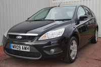 2009 FORD FOCUS 1.6 STYLE 5d 100 BHP £3295.00