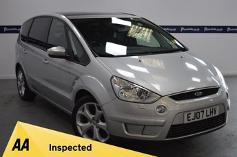 2007 FORD S-MAX}