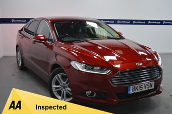 2015 FORD MONDEO}