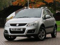 2011 SUZUKI SX4 1.6 SZ5 5d 118 BHP £3744.00