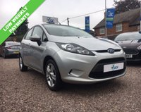 USED 2009 59 FORD FIESTA 1.2 STYLE 5d 81 BHP