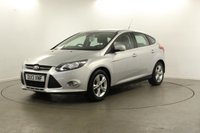 USED 2013 13 FORD FOCUS 1.6 ZETEC 5d AUTO 124 BHP