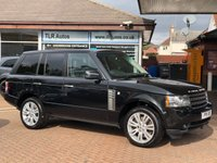 USED 2011 11 LAND ROVER RANGE ROVER 4.4 TDV8 VOGUE 5d AUTO 313 BHP Free MOT for Life