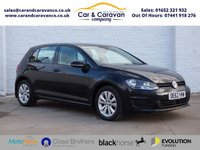 USED 2013 62 VOLKSWAGEN GOLF 1.6 SE TDI BLUEMOTION TECHNOLOGY 5d 103 BHP Bluetooth DAB Parking Sensors Buy Now, Pay in 2 Months!