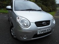2009 KIA PICANTO 1.0 12V 5d 61 BHP **30k FROM NEW!! ** £30 ROAD TAX** SUPERB ECONOMY ** LOVELY CONDITION ** £2995.00