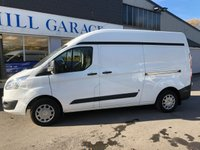 USED 2015 65 FORD TRANSIT CUSTOM 2.2 290 TREND L2 H2  100 BHP 6 SPEED