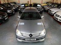 2008 MERCEDES-BENZ C CLASS C220 CDI SPORT 2.1 5d AUTO £6900.00
