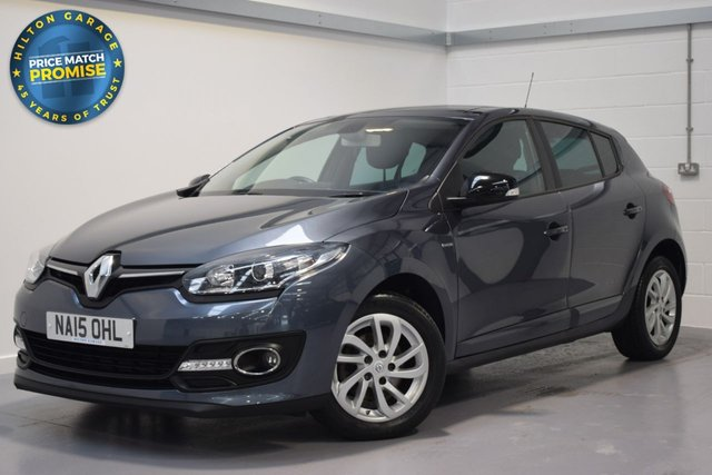 USED 2015 15 RENAULT MEGANE 1.5 LIMITED ENERGY DCI S/S 5d 110 BHP