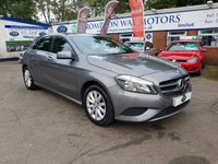 USED 2015 15 MERCEDES-BENZ A CLASS 1.5 A180 CDI BLUEEFFICIENCY SE 5d 109 BHP 0%  FINANCE AVAILABLE ON THIS CAR PLEASE CALL 01204 317705