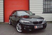2014 BMW 2 SERIES 2.0 218D M SPORT 2d 141 BHP £14795.00