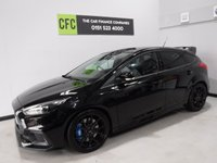 2016 FORD FOCUS 2.3 RS 5d 346 BHP £25000.00