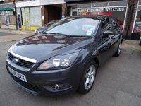 2008 FORD FOCUS 1.6 ZETEC 5d AUTO 100 BHP £2990.00