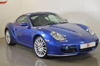 USED 2006 56 PORSCHE CAYMAN 3.4 24V S 2d 295 BHP 19 INCH ALLOYS + 1 OWNER + SERVICE HISTORY + STUNNING COLOUR