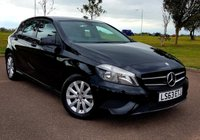 USED 2013 63 MERCEDES-BENZ A CLASS 1.6 A180 BLUEEFFICIENCY SE 5d 122 BHP