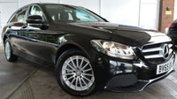 USED 2015 65 MERCEDES-BENZ C-CLASS C220d SE EXECUTIVE ESTATE 6-SPEED MANUAL 170 BHP Finance? No deposit required and decision in minutes.