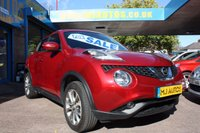 2015 NISSAN JUKE 1.6 TEKNA XTRONIC 5dr AUTO 117 BHP £SOLD