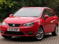 USED 2015 15 SEAT IBIZA 1.4 TOCA 5d 85 BHP