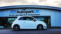 2015 ABARTH 500 1.4 595 3d 138 BHP £9395.00