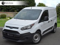 USED 2017 FORD TRANSIT CONNECT 1.5 220 P/V 1d 100 BHP PLY LINED