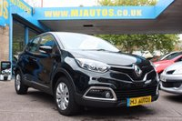 2015 RENAULT CAPTUR 1.5 EXPRESSION PLUS ENERGY DCI S/S 5dr 90 BHP £7995.00