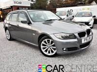 2011 BMW 3 SERIES 2.0 320D SE TOURING 5d 181 BHP £5295.00