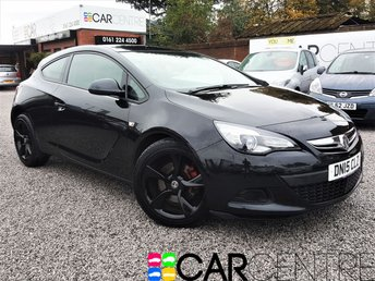 View our 2015 15 VAUXHALL ASTRA 1.4 GTC SPORT S/S 3d 118 BHP